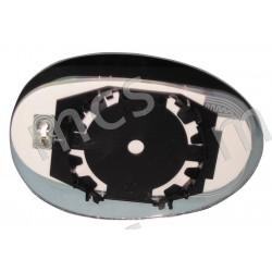 Piastra con specchio asferico termico SX/DX