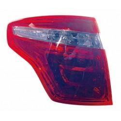 Gruppo ottico fanale posteriore SX