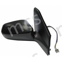 Retrovisore elettrico nero specchio curvo termico DX (5 PORTE)