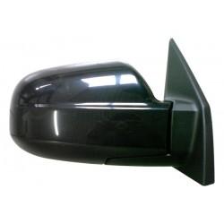 Retrovisore elettrico nero specchio curvo DX