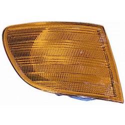 Fanale anteriore arancio DX