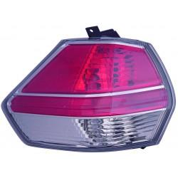 Gruppo ottico fanale posteriore Tipo Koito SX