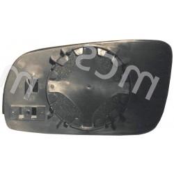 Piastra con specchio curvo termico grande DX