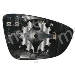 Piastra con specchio piano termico SX