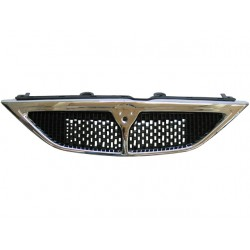 CHROMED COMPLETE FRONT GRILL