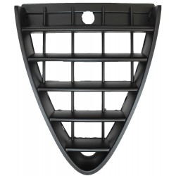 BLACK OPAQUE PRIMED FRONT GRILL (2006 » 2010)
