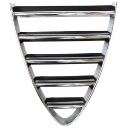 CHROMED FRONT GRILL
