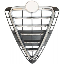 CHROMED FRONT GRILL...