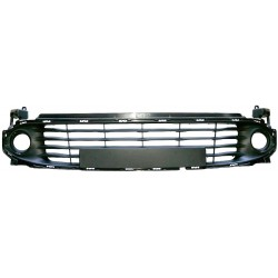 FRONT BUMPER CENTRAL GRILL WITH FOG LAMP SEAT