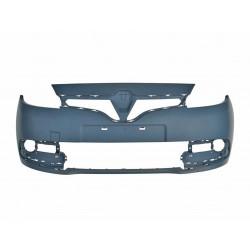 PARAURTI ANTERIORE CON PRIMER COMPLETO DI STAFFE E COPRIGANCIO (impronta interna fori sensori parcheggio e fori lavafari)