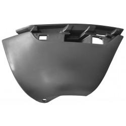 PARAURTI POSTERIORE CON PRIMER (impronta interna fori sensori parcheggio)