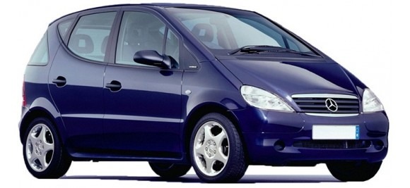 A W168 (06/1997 » 02/2001)