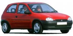 CORSA B (10/1993 » 06/1997)