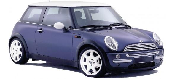 """MINI """"R50/R56"""" (04/2001 » 10/2005)"""