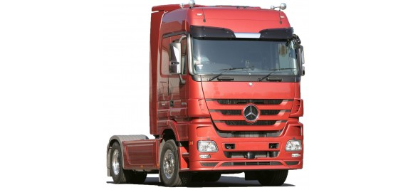 ACTROS MP3 (2008 » 2011)