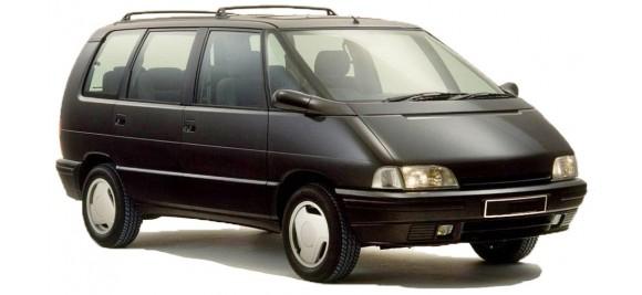 ESPACE II (04/1991 » 08/1996)