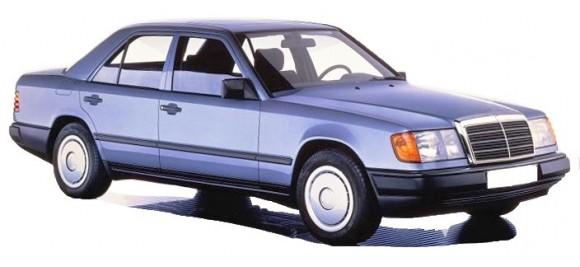 E W124 (09/1989 » 01/1993)