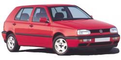 Golf III (11/1991 » 09/1997)