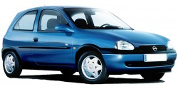Corsa B (04/1993 » 09/2000)