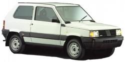 PANDA - PANDA 4X4 (09/1986 » 08/2003)