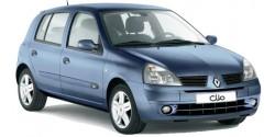 CLIO II (05/2001 » 06/2005)