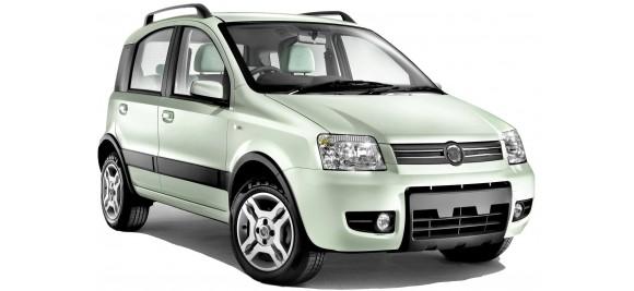 Panda 4X4 (09/2003 »2012)