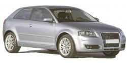 "A3 ""8P1"" (10/2005 » 05/2008)"